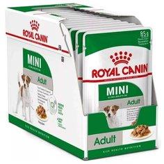 Влажный корм для собак Royal Canin для здоровья кожи и шерсти 12шт. х 85г (для мелких пород)