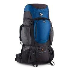 Рюкзак BASK Shivling 70 blue/grey