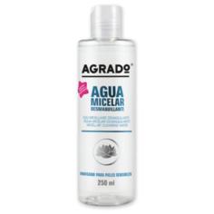 Agrado мицеллярная вода для снятия макияжа, 250 мл