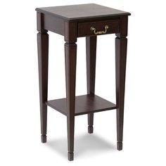 Подставка интерьерная Мебелик Васко В 46Н, ДхШ: 42 х 42 см, темно-коричневый