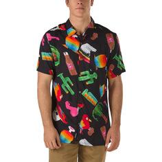 Рубашка Santa Ana Vans
