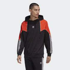 Худи Big Abstract Trefoil adidas Originals
