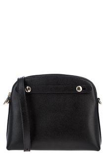 Маленькая кожаная сумка через плечо Piper Furla