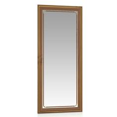 Зеркало ЕвроЗеркало 118У тёмный орех, 39х90 см
