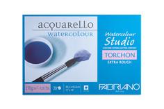 """Альбом для акварели """"Watercolour Studio"""", 30,5x45,5 см, 20 листов, 270 г/м2, крупное зерно Fabriano"""