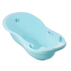 Ванночка пластиковая детская Tega Пёс и кот цвет синий 102 см, УТ0009641