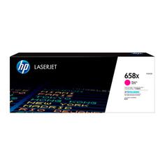 Картридж для лазерного принтера HP 658X (W2003X) пурпурный, оригинал