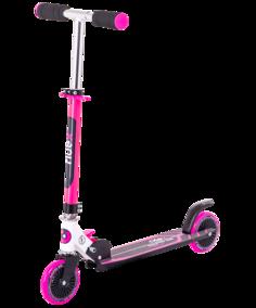 Ridex Самокат 2-колесный Rapid 2 125 мм, розовый