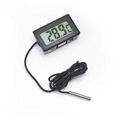 Цифровой термометр с выносным датчиком температуры, Espada TPM-10, встраиваемый
