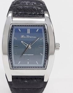 Часы с черным ремешком Ben Sherman-Черный