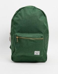 Темно-зеленый рюкзак Herschel Supply Co