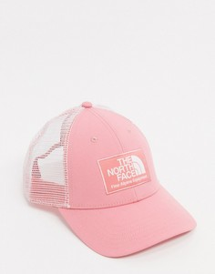 Розовая кепка The North Face-Фиолетовый