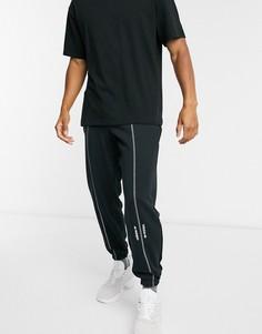 Черные джоггеры adidas Originals-Черный