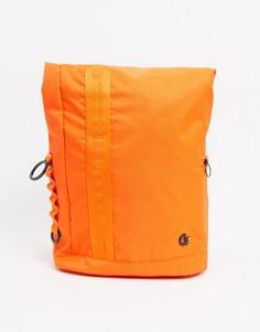 Оранжевый рюкзак из переработанных материалов GoodTimes