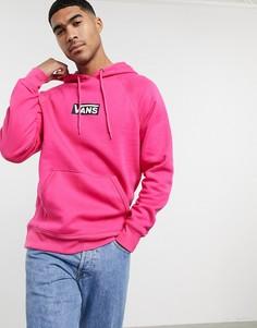 Худи фиолетового цвета Vans Versa-Фиолетовый