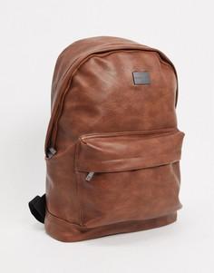 Рюкзак в винтажном стиле Peter Werth-Коричневый
