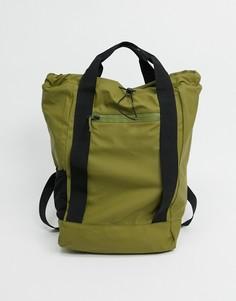 Шалфейно-зеленая сумка-тоут Rains 1347-Зеленый