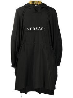 Versace анорак с логотипом