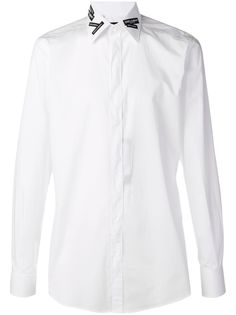 Dolce & Gabbana рубашка на пуговицах