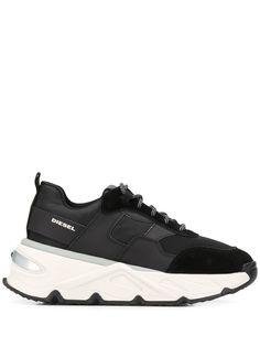 Diesel кроссовки на шнуровке