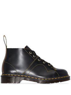 Dr. Martens ботинки Church на шнуровке