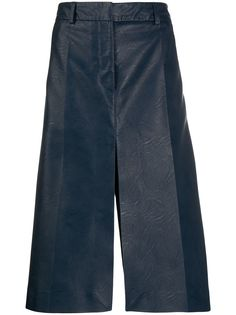 Stella McCartney юбка А-силуэта с разрезами
