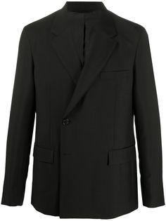 Acne Studios пиджак с запахом