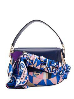 Emilio Pucci сумка на плечо Sirens Song с принтом