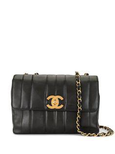 Chanel Pre-Owned сумка на плечо Mademoiselle 1995-го года