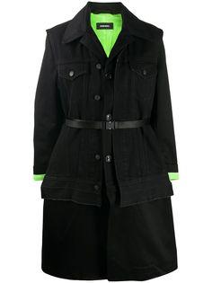 Diesel пальто W-Charie