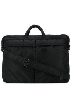 Porter-Yoshida & Co портфель Tanker с ремнем на плечо