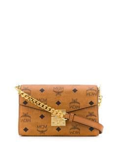 MCM сумка через плечо Millie с принтом Visetos