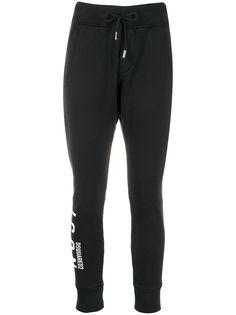 Dsquared2 спортивные брюки с логотипом