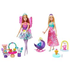 Набор игровой Barbie Dreamtopia
