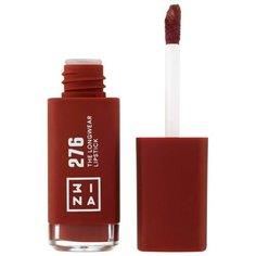 3INA жидкая помада для губ The Longwear Lipstick, оттенок 276