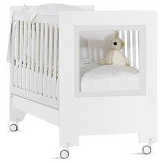 Кроватка Feretti Le Chic (качалка) белый