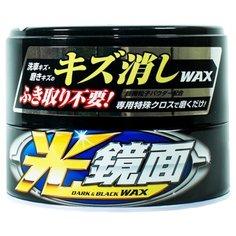 Воск для автомобиля Soft99 Scratch Clear 00420 для автомобилей черного и темных цветов 0.2 кг