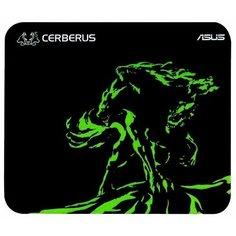 Коврик ASUS Cerberus Mat Mini черный / зеленый