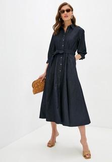 Платье джинсовое Sisley