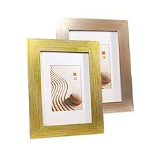 Фоторамка Image Art 4006-8 passe-partout 21x30/13x18, в ассортименте