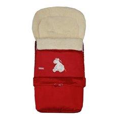 №20 Спальный мешок в коляску Multi Arctic 4/2 красный Womar