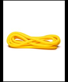 Amely Скакалка для художественной гимнастики RGJ-401, 3м, желтый