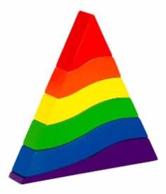 Пирамидка Cause Елка треугольная