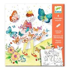 Набор для творчества Бабочки Djeco