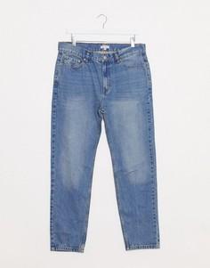 Синие суженные джинсы с прорехами Bellfield-Синий