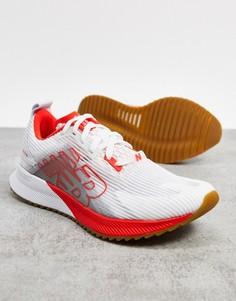 Белые кроссовки New Balance Running Fuelcell Echo-Черный