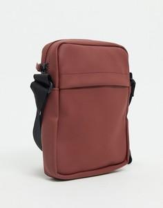 Дорожная сумка Rains 1356 jet-Красный