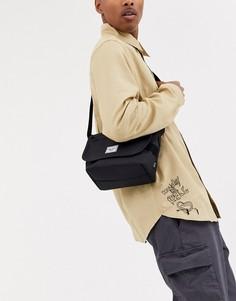 Черная сумка через плечо вместимостью 4,5 л Herschel Supply Co-Черный