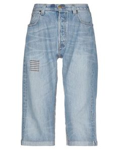 Джинсовые брюки-капри Atelier & Repairs