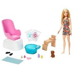 Игровой набор Barbie Mani-Pedi